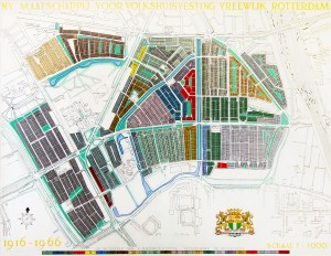 Vreewijk-Kaart